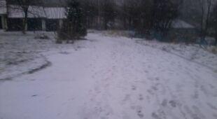 Świeradów Zdrój pod śniegiem (Kontakt24/Mateusz_szumlas)
