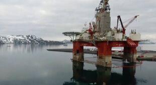 Aktywiści pozywają norweski rząd za wydobywanie ropy na Morzu Barentsa