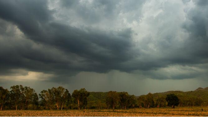 Pogoda na dziś: deszcz, możliwe burze, do 23 stopni