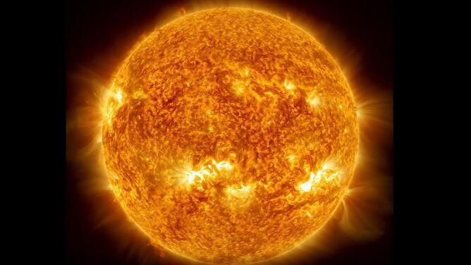 Eksplozja na Słońcu, jakiej dotąd nie widziano