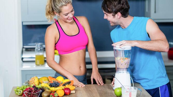 Marzysz o płaskim brzuchu? <br />Zacznij nad nim pracować już w kuchni