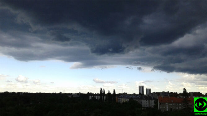 Prognoza pogody na dziś: do 30 st. C. Niebo lokalnie zakryją burzowe chmury