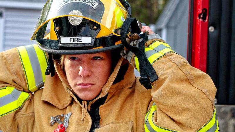 Strażaków chroni taka sama technologia co astronautów
