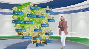 Prognoza pogody na poniedziałek 31 maja
